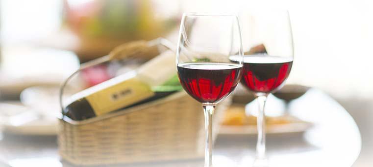 週に1回食卓にワインを!